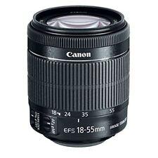 Canon EF-S 18-55mm f/3.5-5.6 IS STM Lens White Box