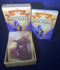 Archangel Michael Oracle Cards DOREEN VIRTUE Rare Original OOP Guidebook & Deck