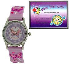 Watches Brilliant Hot Sale Fashion Kids Watch Cartoon Watch Children Student Silicone Waterproof Quartz Wristwatch Slap Cute Gift