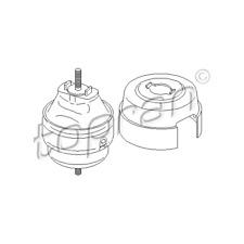 Lagerung Motor rechts - Topran 110 387