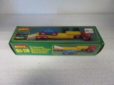 Vintage BRIO Vehicle Transporter (33527)
