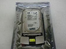 Qty / Lot (5) HP Compaq 36.4GB 36GB SCSI Hard Drive 360205-007 15K BD03688272