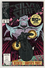 1991 THE SILVER SURFER #50 Marvel Comics COMIC 50th Anniversary STAN LEE