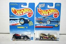 lot (2) Hot Wheels Twin Mill Ii # 260 5 spoke, # 861 Collector Series