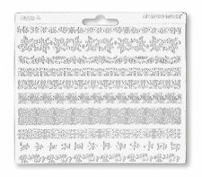 Staedtler Fimo Single DECORATIVE TRIMS Texture Sheet Craft 16.7cm x 14cm Tumdee
