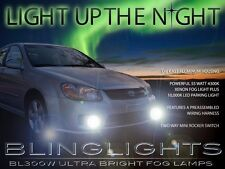 Xenon Fog Lamps Driving Lights Kit for 2004 2005 2006 2007 2008 2009 Kia Ceratro