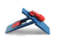 PREMIUM Magnet Klapphalter Wischmopphalter Halter 40cm Mopphalter Magnethalter