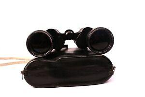 Carl Zeiss Jena 1Q Dekarem 10x50 DDR Fernglas Binokular Feldstecher Binoculars