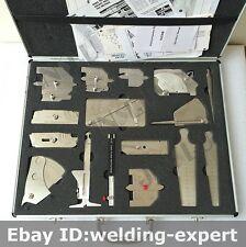 16pcs welding inspection gauge Kit V-WAC Single Purpose HI-LO Welding Gage