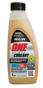 Nulon One Coolant Premix ONEPM-1 fits Nissan Tiida 1.8 (C11)
