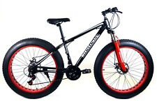 "Fatbike 26"" GIOVENTÙ BICICLETTA 21. MARCE FORCELLA MTB MOUNTAIN BIKE monsterbike rh45"