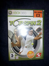 Top Spin 2 (Microsoft Xbox 360, 2006)