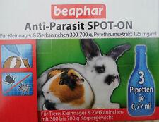Anti-Parasit Spot-On Beaphar, Kaninchen, Kleinnager, Meerschweinchen, Beaphar