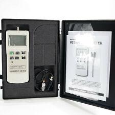 Vibration Meter Acceleration 200 m/s², Velocity 200mm/s²