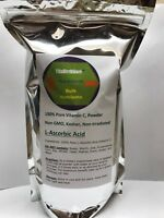 1000g (2.2 lb) PURE Ascorbic Acid Vitamin C Powder USP NonGMO non-irradiated
