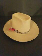 vintage Sears Westerner Cowboy Hat