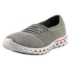 Calzado de mujer de color principal gris de lona Talla 39.5