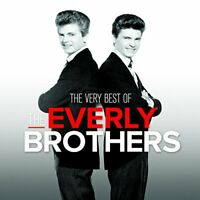 The Everly Brothers - The Very Best Of The Everly Brothers [CD]