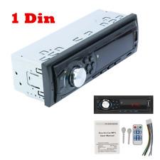 Bluetooth Car Stereo Audio In-Dash FM Aux Receiver SD USB MP3 Radio MP3 Player