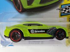 HOT WHEELS 2018 '18 CAMARO SS HW Speed Graphics Green