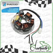 STATORE ORIGINALE PIAGGIO VESPA PX 125 150 200 (81-97)SENZA AVVIAMENTO ELETTRICO
