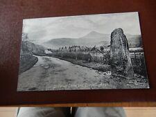 More details for arran goatfell druid stone invercloy message 1913   postcard  p11c29