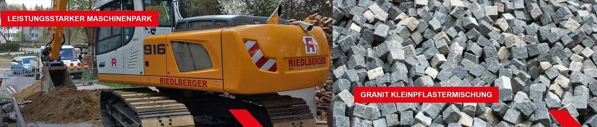 Maschinen & Natursteine Riedlberger