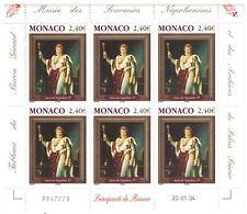 """MONACO 2004 N°YT 2442 """"bicentenaire du sacre de l'enpereur napoleon 1"""