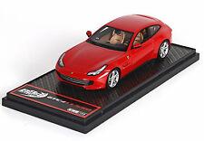 Ferrari GTC4 Lusso 2016 Rosso Corsa 1/43 lim.ed.159 pcs BBRC185C BBR MODELS