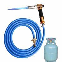 Electronic Ignition Welding Gun Liquefied Propane Gas Torch Machine Equipment