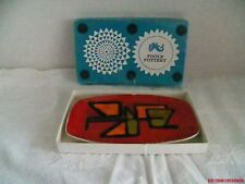 Vtg but New in Original Box Poole Art Pottery 361 / Delphis Tray Plate Abstract