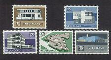 NVPH 920-924 Zomer 1969 postfris (MNH)
