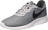 Nike Mens Tanjun Running Training Sneakers Shoes Grey 844887 006 Size 7.5 NEW