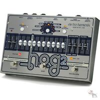 Electro-Harmonix HOG2 Harmonic Octave Generator/Synthesizer Guitar Effect Pedal