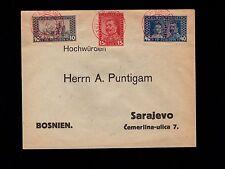 WWI Bosnia Herzogovina Red 3rd Anniversary Archduke Ferdinand Death Sarajevo 7m
