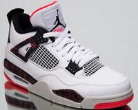 """Air Jordan 4 Retro """"Flight Nostalgia"""" Hot Lava White Bright Crimson 308497-116"""
