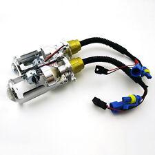 MINI Projector Lens Lamp H4-3 BI-XENON HID Xenon Replacement HIGH LOW Beam Bulbs
