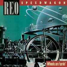 REO Speedwagon - Wheels Are Turnin [New CD] Deluxe Edition, Rmst