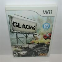 Glacier 2 (Nintendo Wii, 2009) Complete Tested & Working