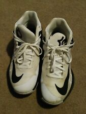 Nike KD Trey 5 IV TB Basketball Shoes 844590-100 White/Black Men's size 8