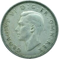 ONE SHILLING / GEORGE VI CHOOSE YOUR DATE! ONE COIN/BUY!