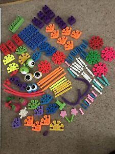 Kids Knex Bundle Of Assorted Pieces