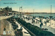 Weymouth; looking east;