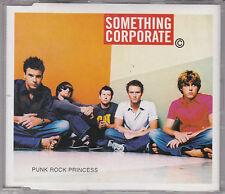 MAXI CD SOMETHING CORPORATE 1T PUNK ROCK PRINCESS !!!!!