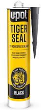 Upol Tiger Seal Black 310ml Polyurethane Adhesive Sealant TIG/NB New U-POL
