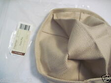 Longaberger~ Oatmeal Fabric Liner for Note Pal Basket Nip