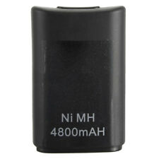 4800mAh battery Ni-MH Controller for Xbox 360 Microsoft wireless Gamepad H0P6