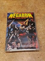 Negadon Monster From Mars New Anime DVD Manga AUTHENTIC REGION 1, 2005