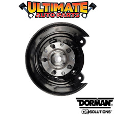 Right Rear - (Disc Brake Type) Spindle Knuckle and Hub for 01-08 Subaru Forester