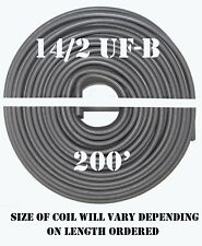 14/2 UF-B x 200' Southwire Underground Feeder Cable